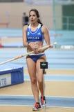 Balkan Athletics Indoor Championships Stock Image