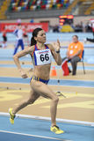 Balkan Athletics Indoor Championships Stock Photos