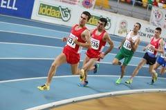 Balkan Atletiek Binnenkampioenschappen Stock Afbeelding