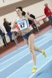 Balkan Atletiek Binnenkampioenschappen Stock Fotografie