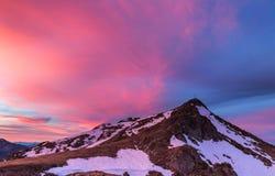 Balkan-Berge Lizenzfreie Stockfotos