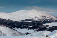 Balkan-Berge Stockfotos