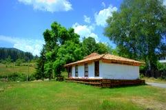 Balkan berghuis Royalty-vrije Stock Afbeelding