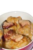 Balkan cabbage rolls Stock Image