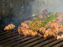 Balkan grill Royalty Free Stock Photos