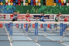 Balkan Junior Indoor Championships Istanbul 2017 Stock Images