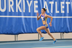 Balkan-Leichtathletik-Innenmeisterschaften Lizenzfreie Stockbilder
