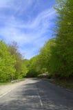 Balkan Mountain pass Royalty Free Stock Images