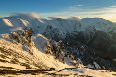 Balkan Mountains Royalty Free Stock Image