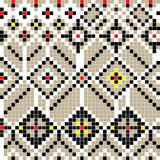 Balkan pattern Stock Photography