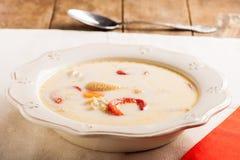 Balkan tripe soup Stock Image