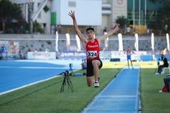 Balkan U20 Athletics Championships, Istanbul