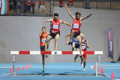 Balkan U20 Athletics Championships