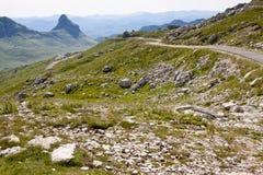 balkans durmitor Montenegro park narodowy obrazy stock