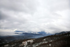 balkans góry Macedonia obraz royalty free