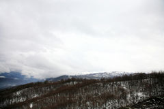 Balkans Mountains, Macedonia Royalty Free Stock Photography