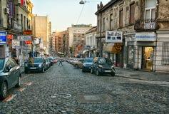 Balkanska street, Belgrade Stock Photos