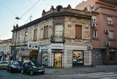 Balkanska street, Belgrade Stock Images