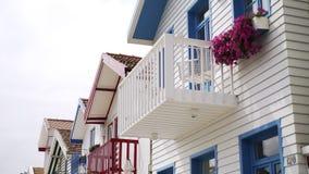 Balkon ładny dom zdjęcie wideo