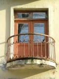 balkon. Zdjęcia Stock