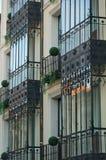 balkon. Obraz Stock