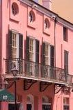 balkon Obraz Stock