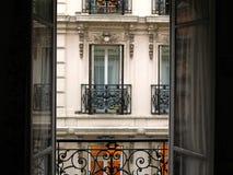 Balkon Stockbild