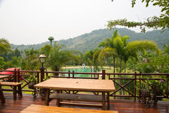 Balkon Lizenzfreies Stockfoto