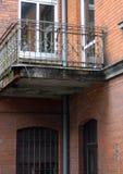 Balkon stock foto's