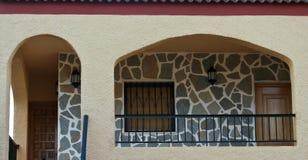 Balkon Lizenzfreie Stockbilder