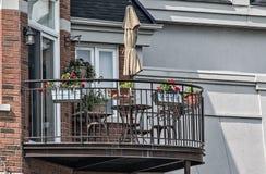 balkon Stockfotos