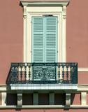 balkon. Fotografia Royalty Free