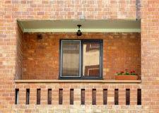 Balkon Stock Afbeeldingen