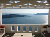 balkon luksusowy Zdjęcia Stock