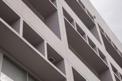 Balkon van modern Royalty-vrije Stock Afbeeldingen