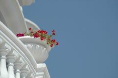 Balkone Stockfotografie