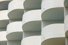 Balkone Lizenzfreie Stockfotos