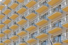 balkone Stockbild