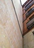 Balkone ohne Ansichten Lizenzfreies Stockfoto