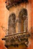 balkong Arkivfoton