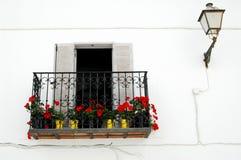 balkong fotografering för bildbyråer