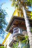 balkong Royaltyfria Bilder