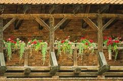 Balkong Arkivbilder