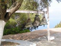 balkongdörrpoggioreale fördärvar Royaltyfri Foto