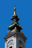 balkongdörrpoggioreale fördärvar Fotografering för Bildbyråer