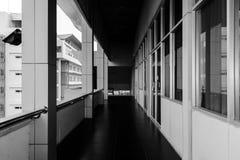 Balkongen tömmer 006 Arkivfoton