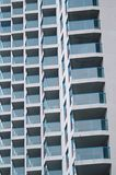 balkongmodell Royaltyfri Bild