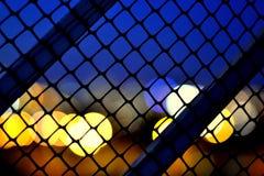 Balkongräcke Fotografering för Bildbyråer