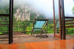 Balkonowy bungalow Obraz Stock