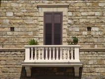 balkonowy Florence Obraz Royalty Free